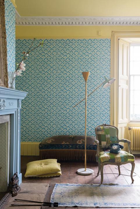 Oživte steny modernými tapetami