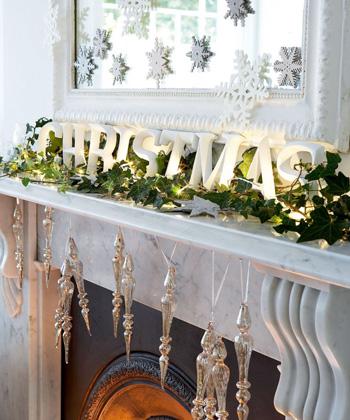 Ako na vianočné osvetlenie?