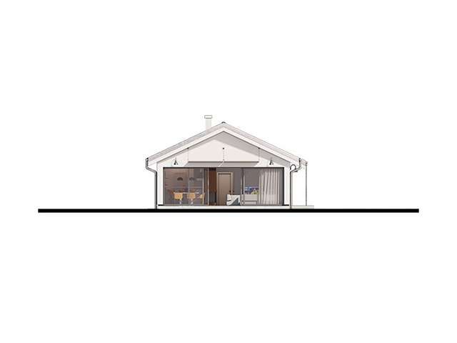 Dom na kľúč Bungalow 168