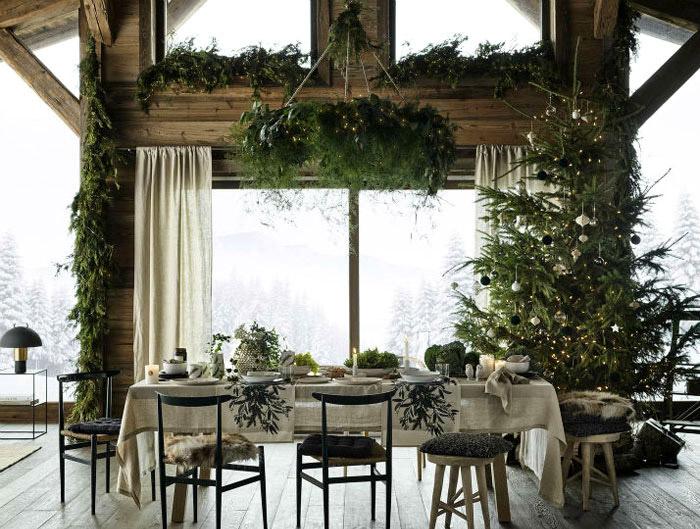 Vianočná dekorácia pre rok 2019