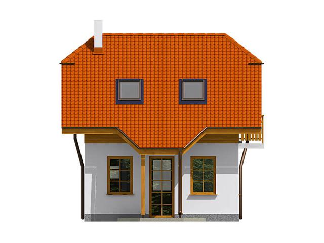 Dom na kľúč Praktik 058