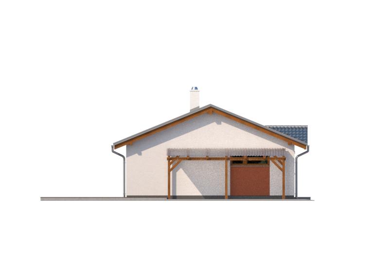 Dom na kľúč Bungalov S 1407