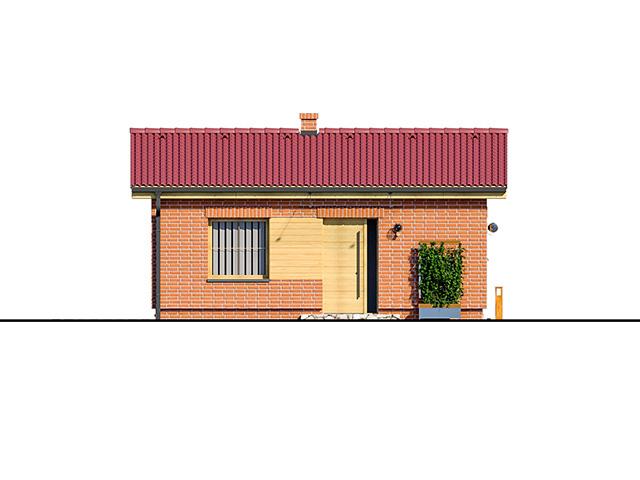 Dom na kľúč Bungalow 218