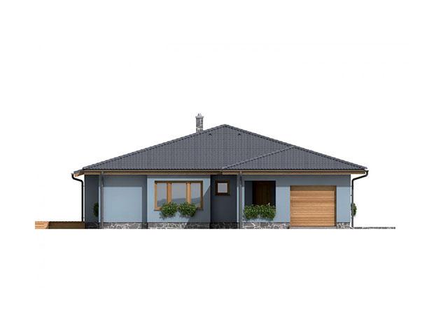 Dom na kľúč Bungalow 117