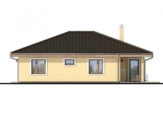Dom na kľúč Bungalow 158