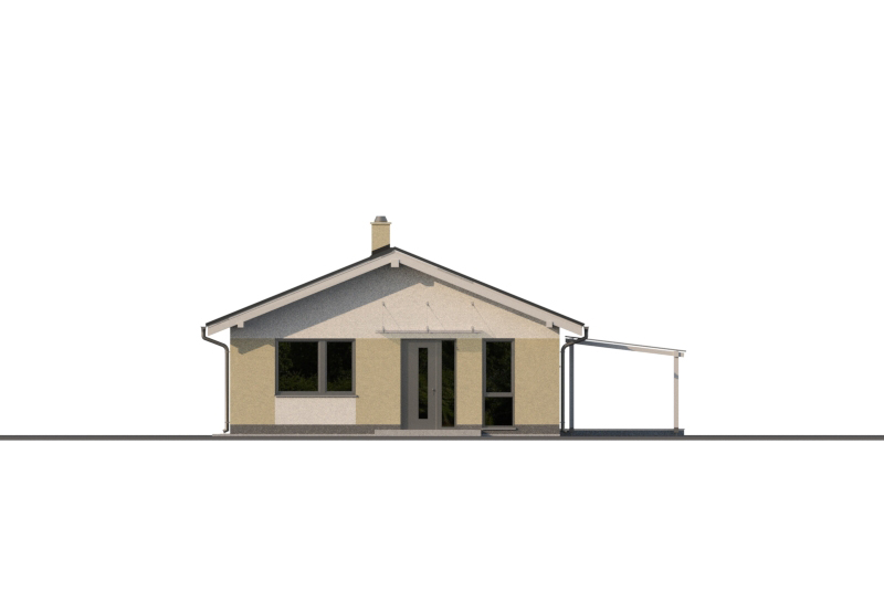 Dom na kľúč Bungalov S 1410