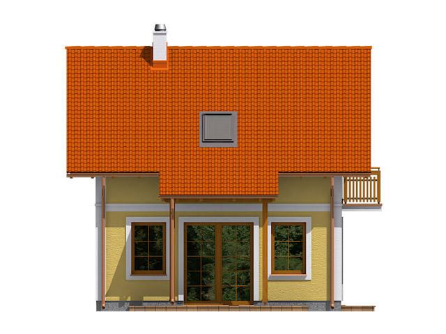 Dom na kľúč Kompakt 501