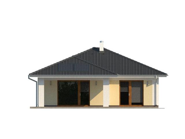 Dom na kľúč Bungalov 960