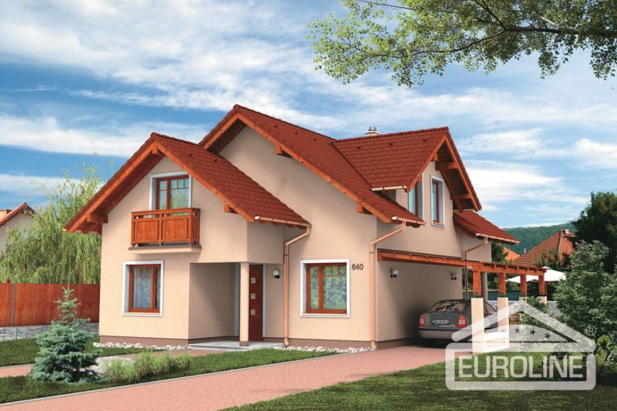 Rodinný dom Dominant 640