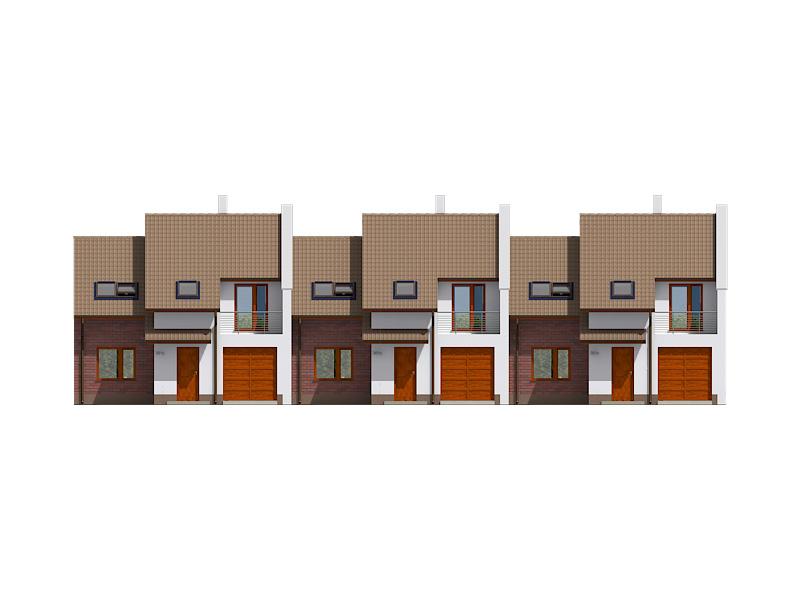 Rodinný dom Linia 301