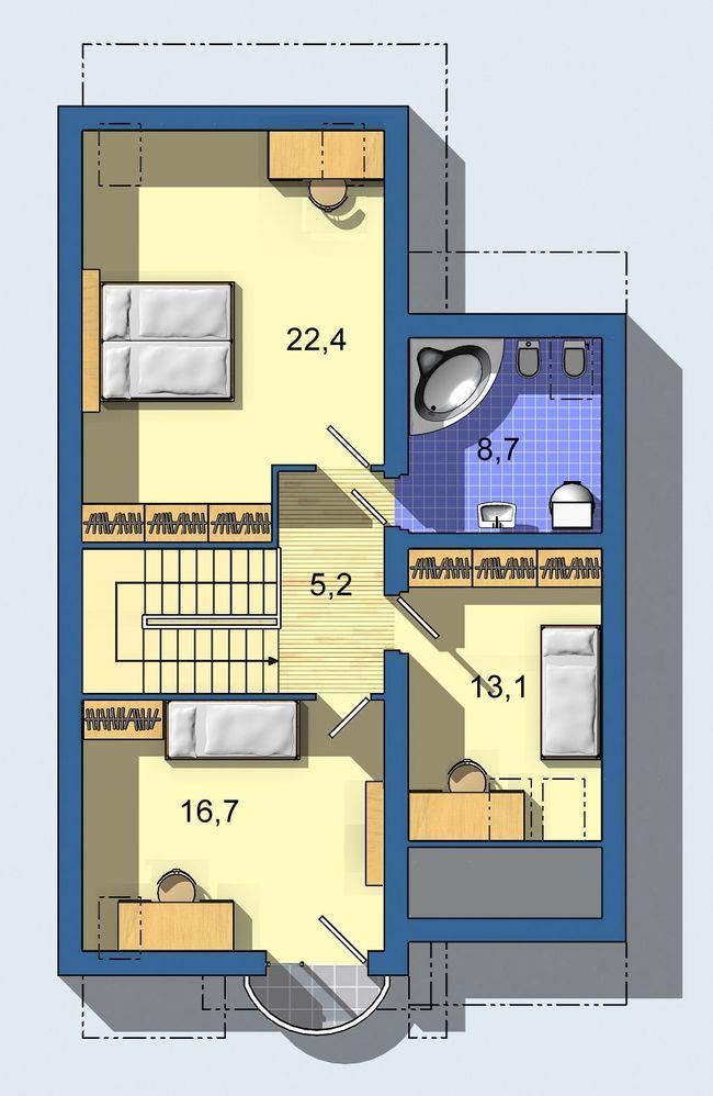 Rodinný dom Linia 302
