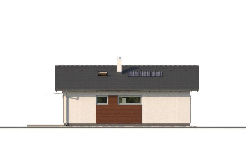 Rodinný dom Bungalov 1171
