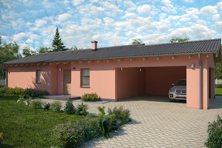 Rodinný dom Bungalow 149