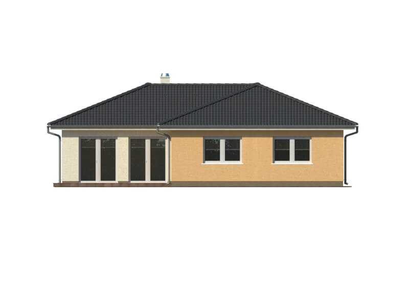 Rodinný dom Bungalov 1088