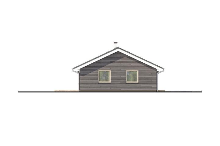 Rodinný dom Bungalow 165