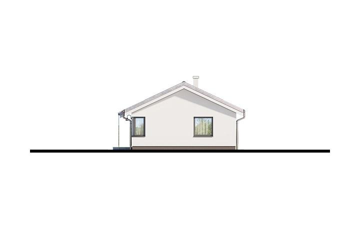 Rodinný dom Bungalow 168