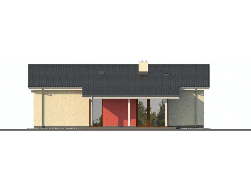 Rodinný dom Bungalov 1077