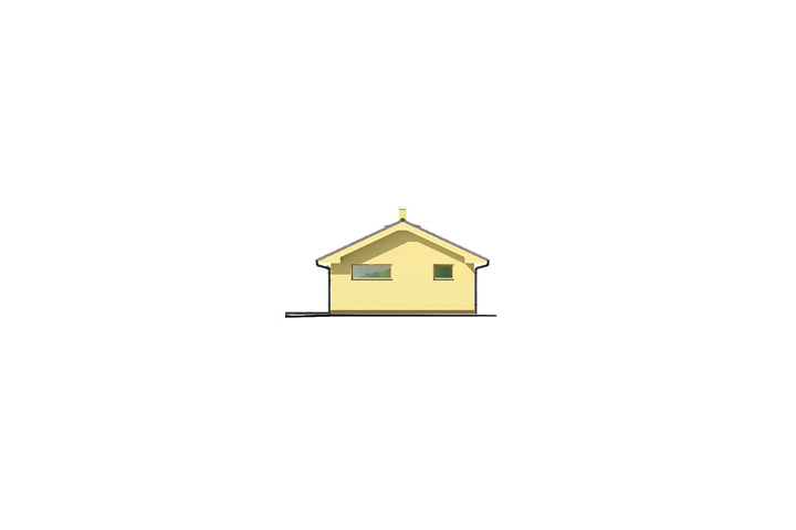 Rodinný dom Bungalow 47