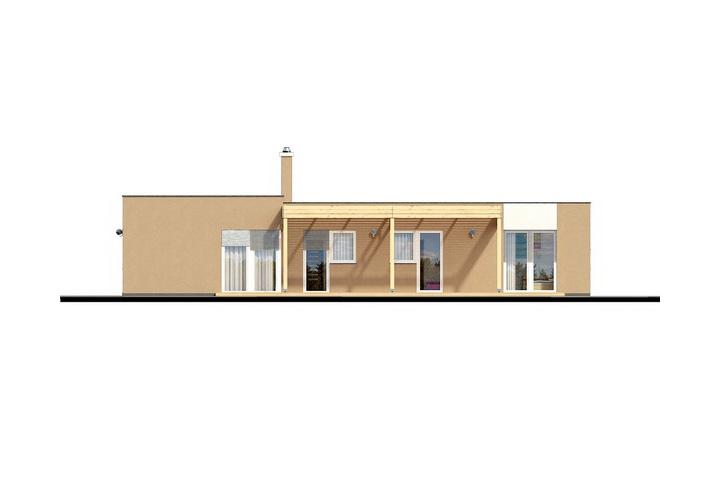Rodinný dom Bungalow 145