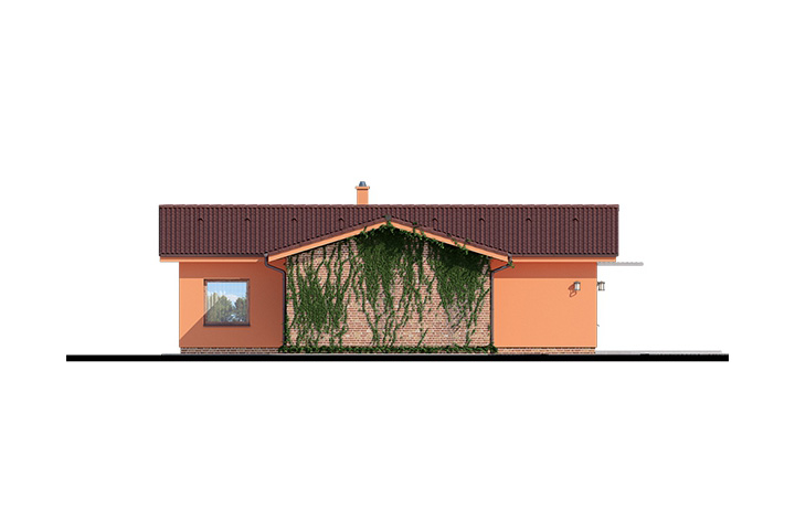 Rodinný dom Bungalow 181