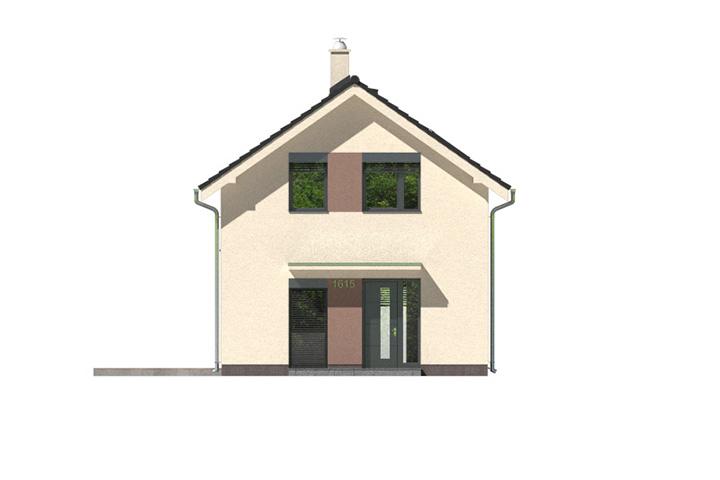 Rodinný dom Praktik 1615