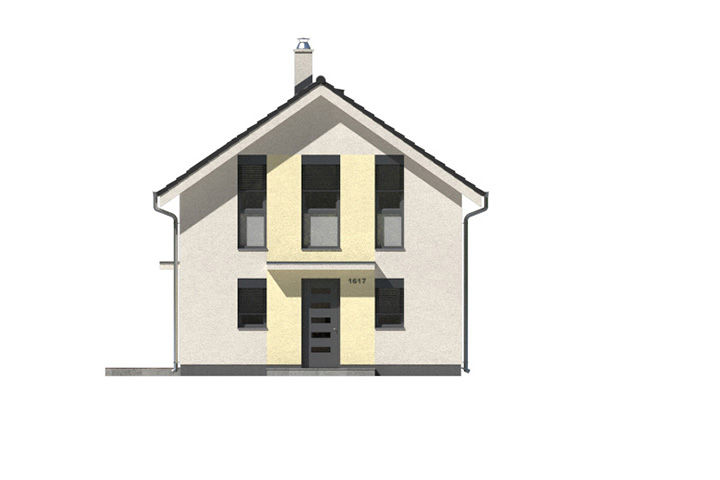 Rodinný dom Praktik 1617