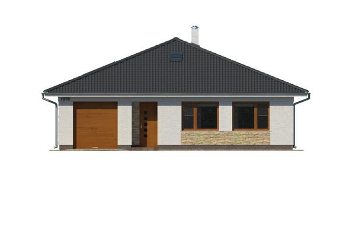 Rodinný dom Bungalov 1076