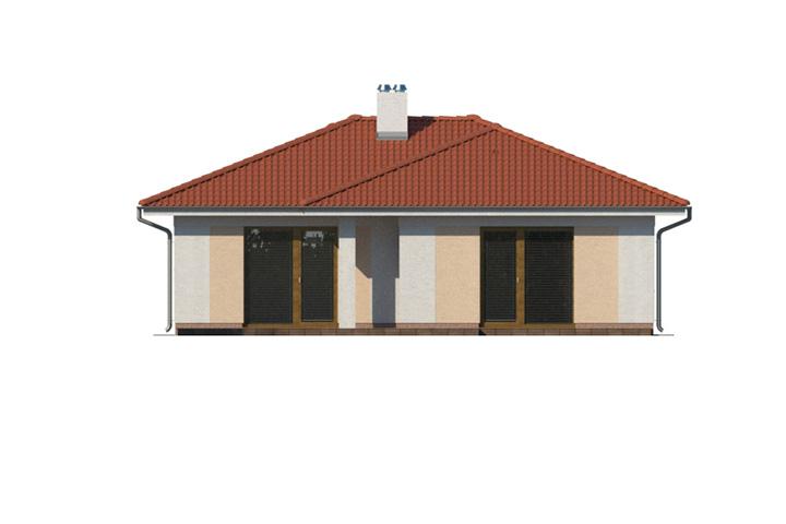Rodinný dom Bungalov 1078