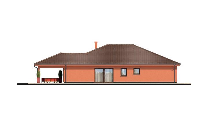 Rodinný dom Bungalow 29