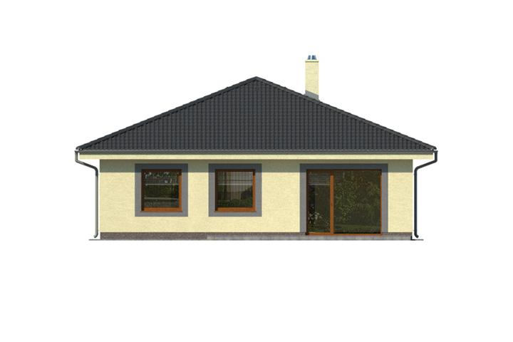 Rodinný dom Bungalov 1080