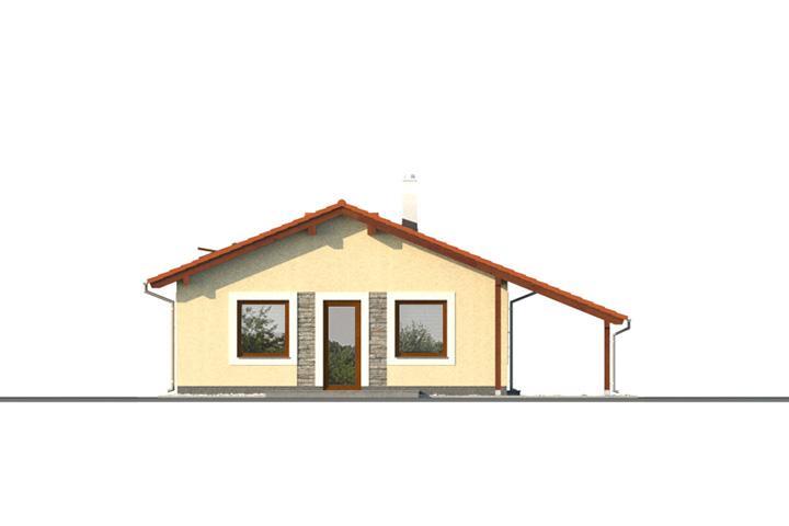 Rodinný dom Bungalov 1081