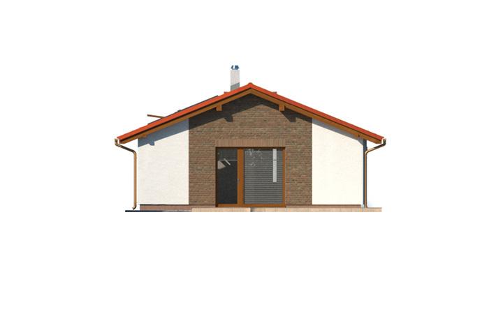 Rodinný dom Bungalov 1082