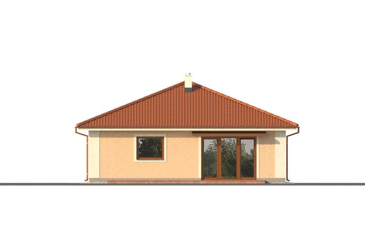 Rodinný dom Bungalov 1083
