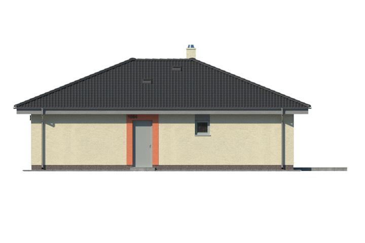 Rodinný dom Bungalov 1084