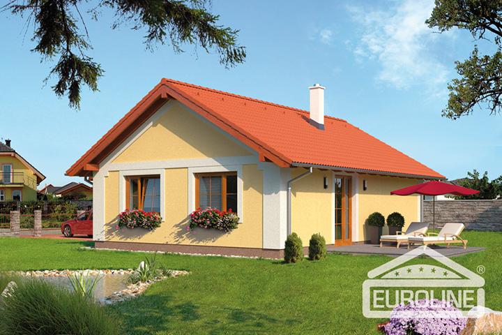 Rodinný dom Bungalov 1087