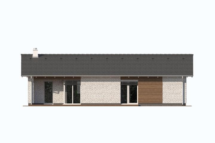 Rodinný dom Bungalov 1172