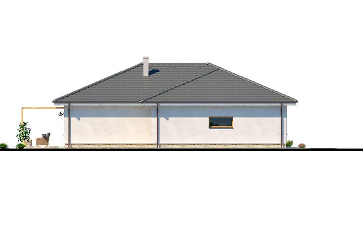 Rodinný dom Bungalow 202