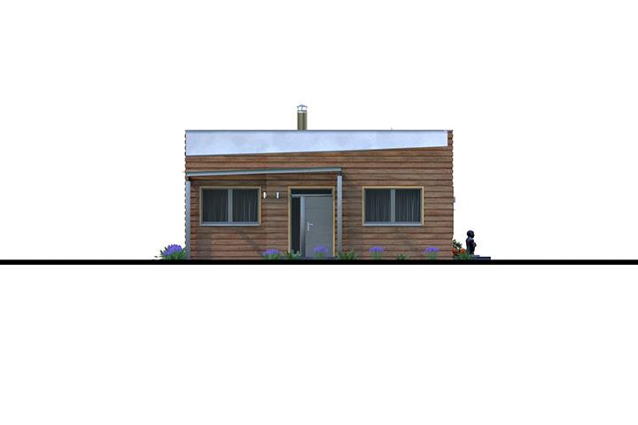 Rodinný dom Bungalow 199