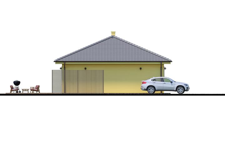 Rodinný dom Bungalow 198