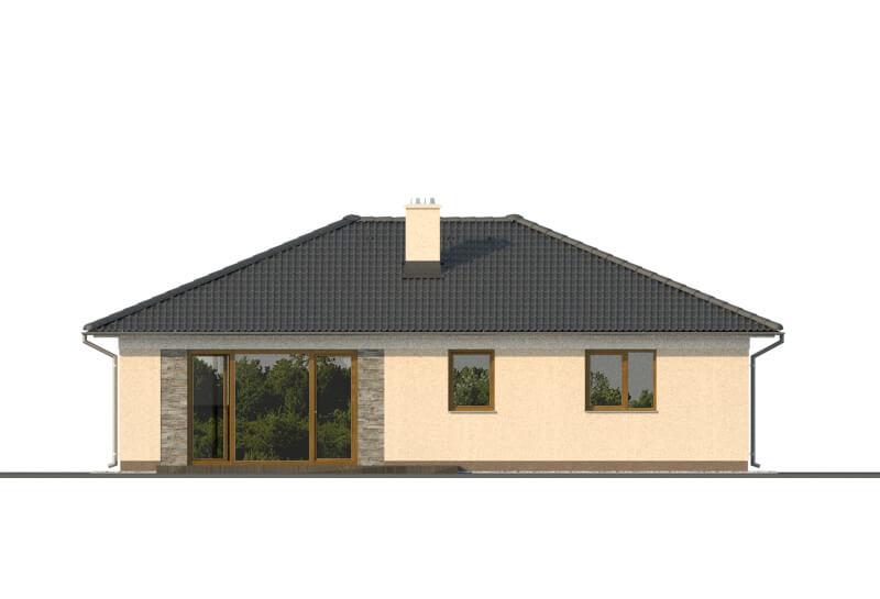 Rodinný dom Bungalov 962