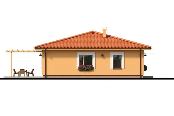 Rodinný dom Bungalow 195