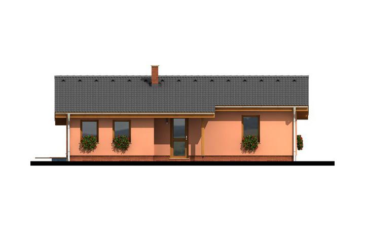 Rodinný dom Bungalow 111