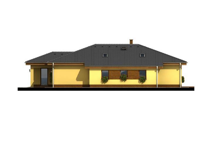 Rodinný dom Bungalow 112