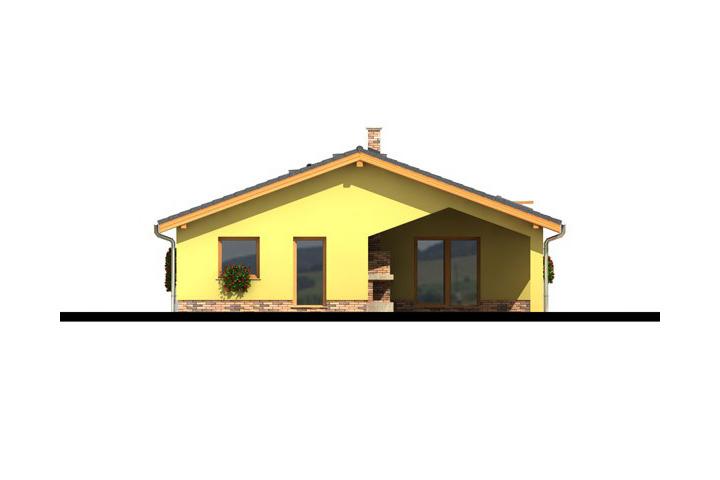 Rodinný dom Bungalow 113
