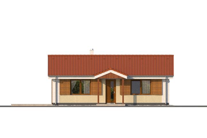 Rodinný dom Bungalov 1177