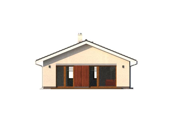Rodinný dom Bungalov 1178