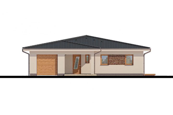 Rodinný dom Bungalow 155