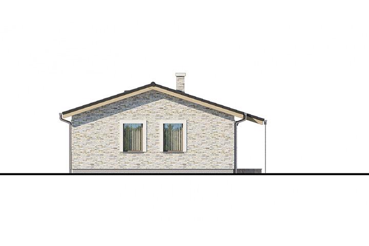 Rodinný dom Bungalow 153