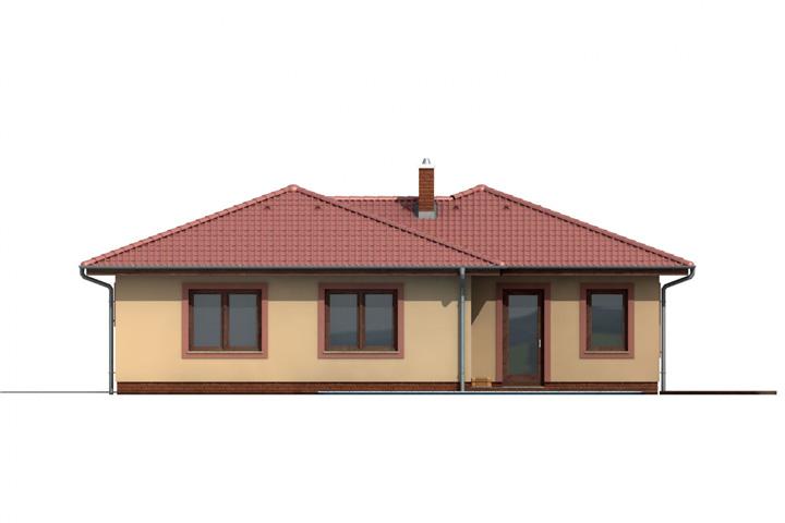 Rodinný dom Bungalow 134