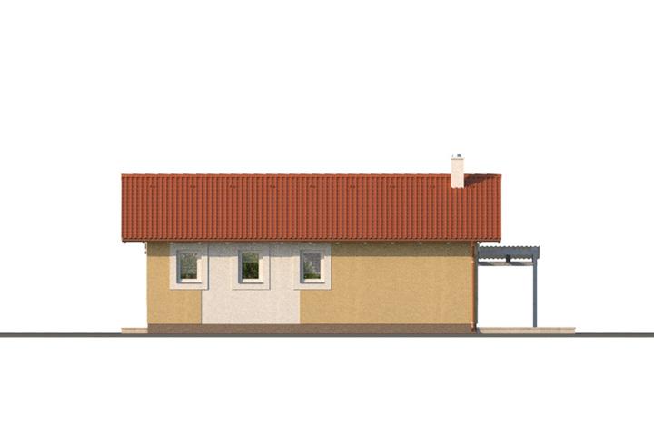Rodinný dom Bungalov 1181